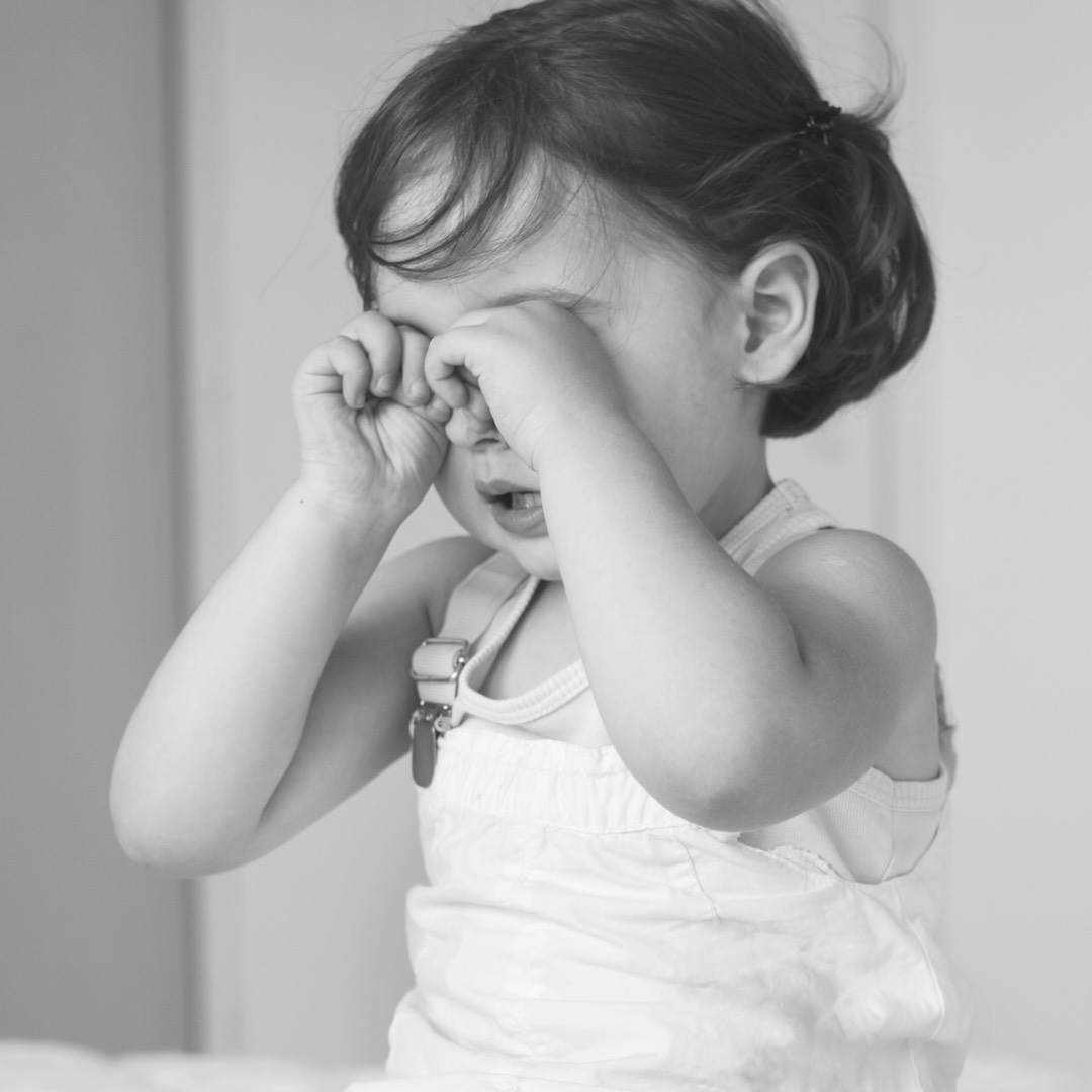 funny reasons toddlers cry