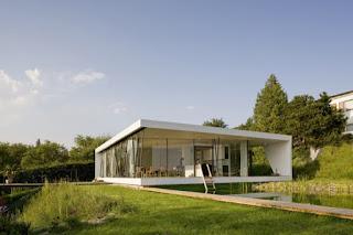 Gambar Rumah Minimalis 1 Lantai Tampak Depan Cubical Design