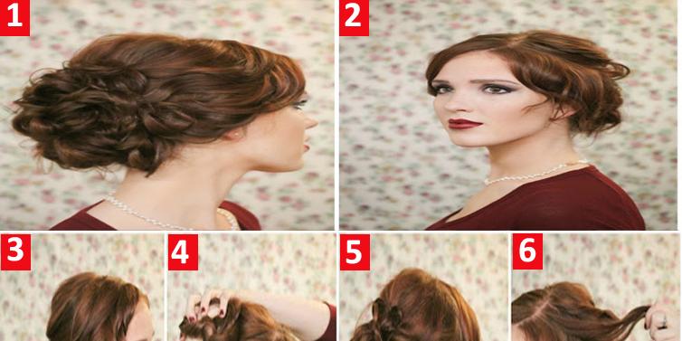 Terrific How To Make Fancy Bun Hairstyle Design Toronto Calgary Hairstyles For Women Draintrainus