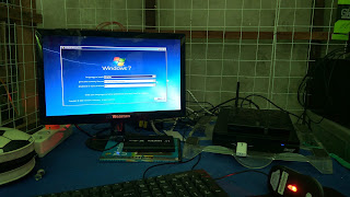 modal usaha service komputer