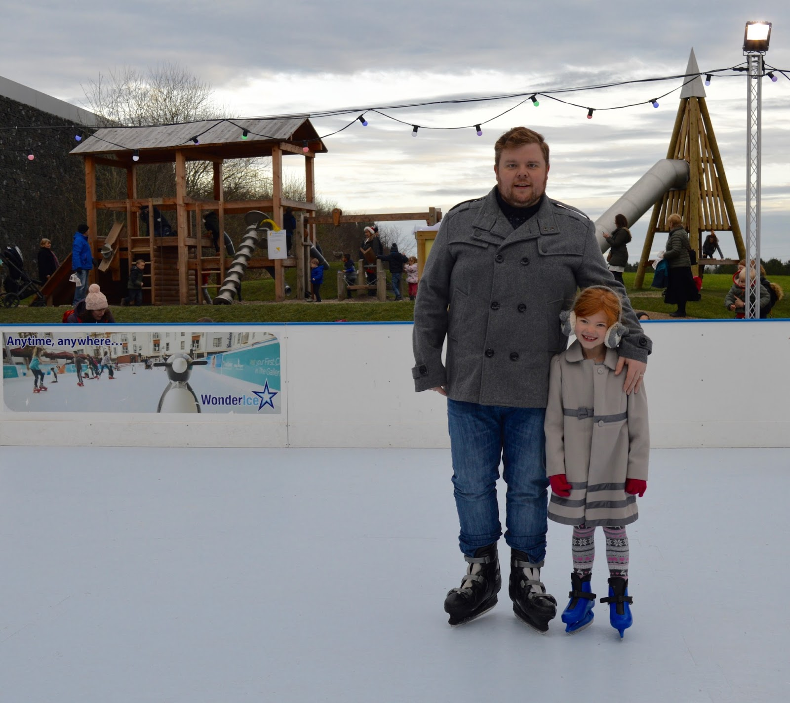 Frost of Forgetfulness | A FREE Winter Trail and activity at Woodhorn Museum in Northumberland (continues until 23rd December) - ice skating and play park