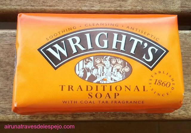 jabón wright´s piel grasa acne