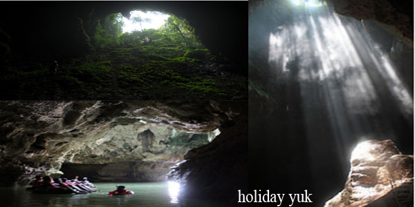 The cave of Jomblang