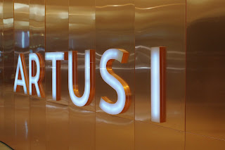 Artusi looks the goods exterior