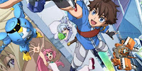 Gundam Build Divers Episode 16 English Subbed