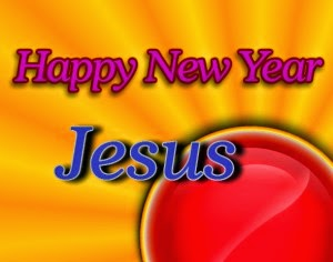 Happy New Year 2016 Jesus Images 3D