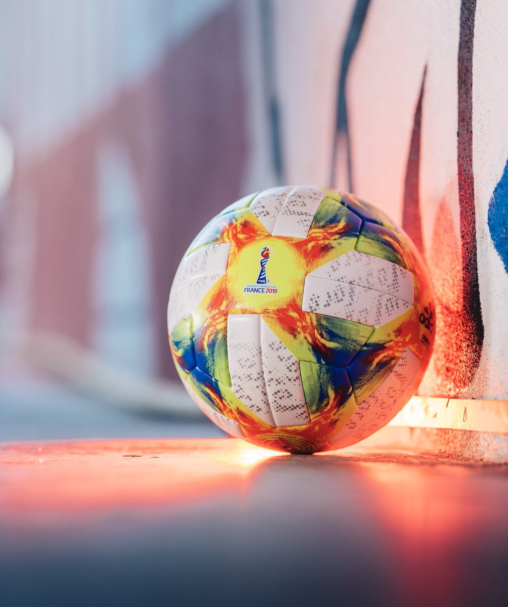 Adidas Conext19 2019 Women s World Cup Ball Released - Footy Headlines 60d9aec50c