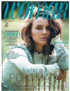 Revista woman noviembre