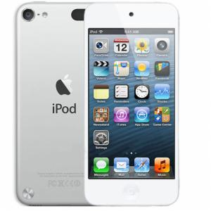 Apple iPod Touch 32 GB White and Silver 1
