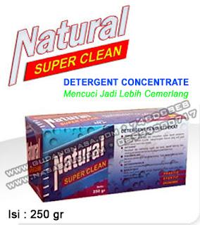 SUPER CLEAN NASA Rp.21.500,-