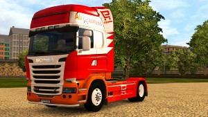 Aliexpress skin for Scania Streamline