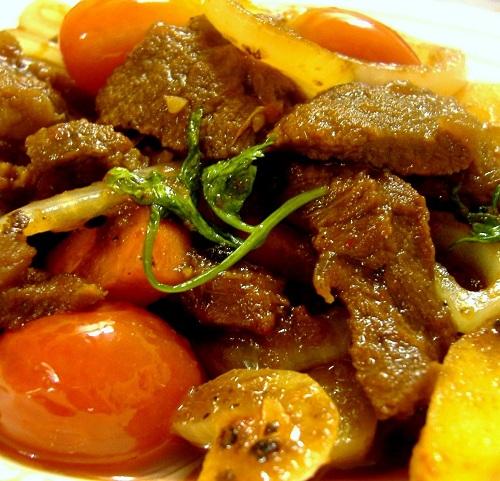 Resepi Daging Masak Kicap Berempah Enak!!