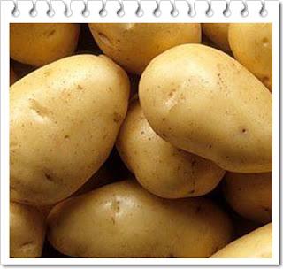 Manfaat kentang untuk kesehatan juga kecantikan