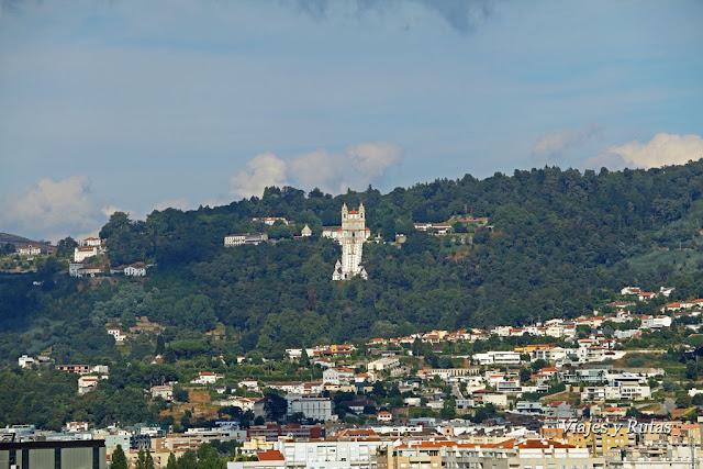 Santuario del Bom Jesus desde Braga