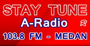 A-Radio 103.8 fm Medan