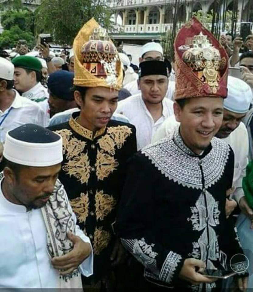 Daya Rusak Ustadz Abdul Somad LC. MA