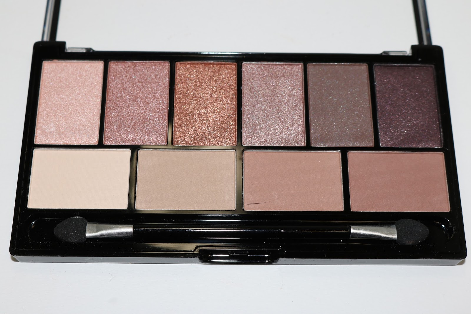 Jesse's Girl Natural Nudes palette