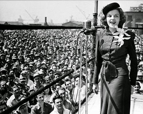 Judy Garland- Stars over America