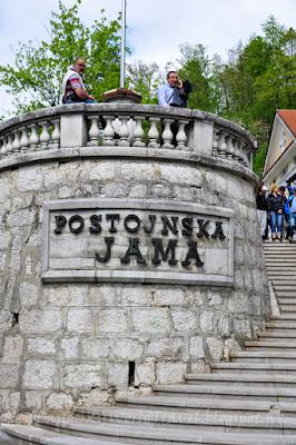 斯洛文尼亞, 鐘乳洞, Postojnska Jama