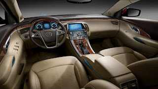 Dream Fantasy Cars-Buick LaCrosse 2011