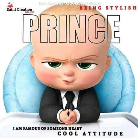 Prince Like A Boss