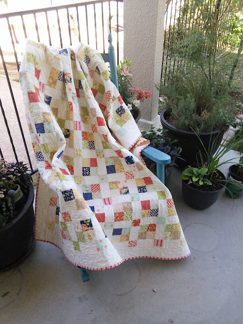 Fig Tree Avalon quilt