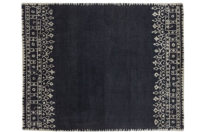 Desa Rug from Pottery Barn | 20 Classic Style Rugs for Any Budget at www.andersonandgrant.com
