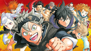 Black Clover OP3 Single - Black Rover