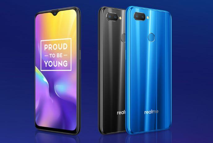 Spesifikasi Harga HP Realme U1 4GB/64GB Terbaru 2019