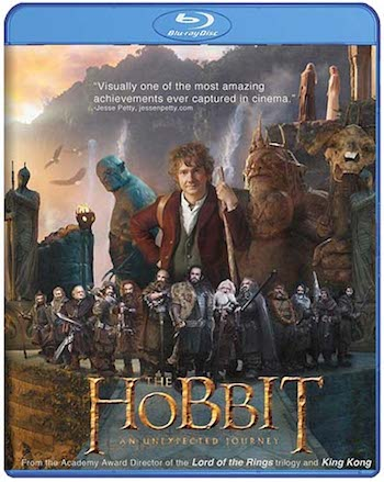 The Hobbit An Unexpected Journey 2012 Dual Audio Hindi 720p BluRay 1.2GB