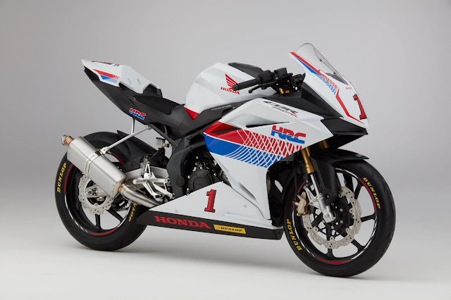 2017 Honda CBR250RR Race Bike - #Honda #CBR250RR #RaceBike #superbike #motorbike