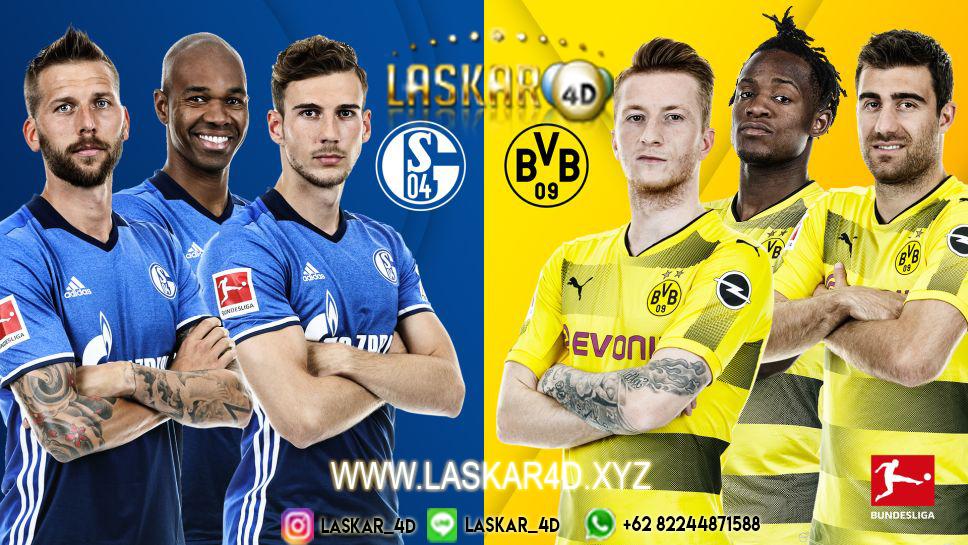 Prediksi Liga Jerman Borussia Dortmund vs Schalke 04 Tanggal 13 Maret 2020