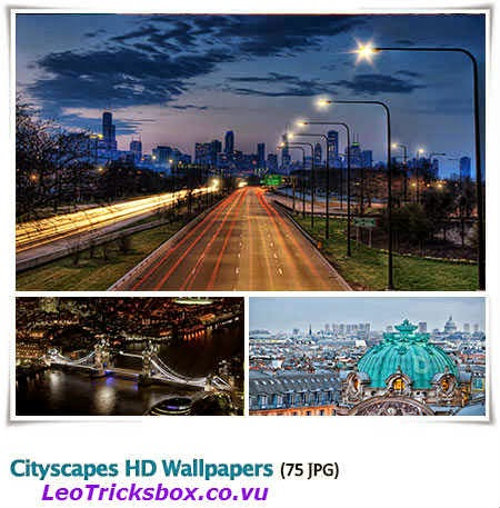 Wallpapers Collection : Cityscapes 75 HD Wallpapers collection of world cities 1