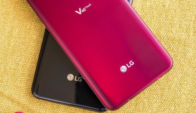 LG mengubah kepala divisi ponselnya