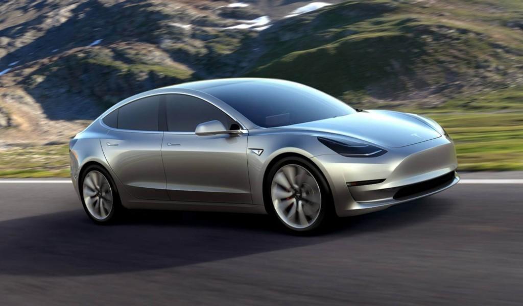 TESLA MODEL 3, 2017's Hottest Cars.
