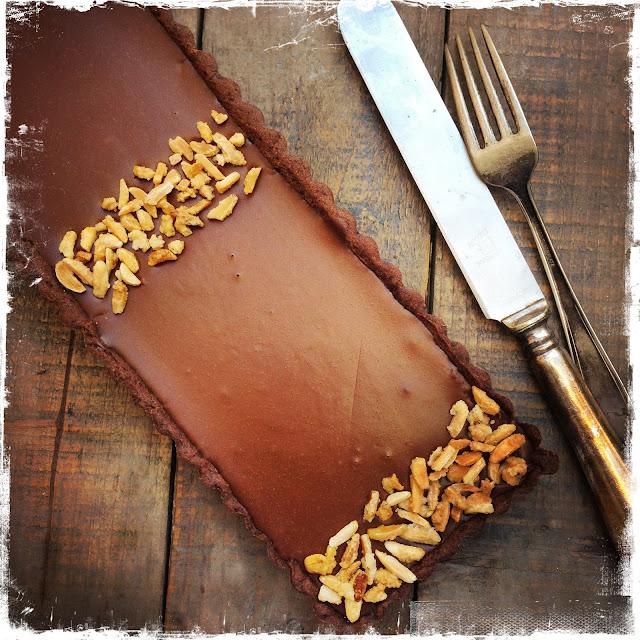 Ma Cuisine à Moi: Ma Tarte Au Chocolat Au Lait