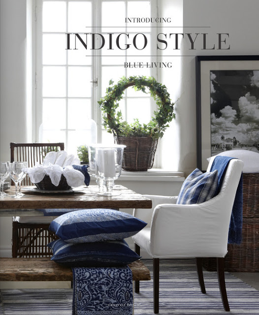 Color Series Decorating With Navy: Take Five: The Color Navy In Home Decor