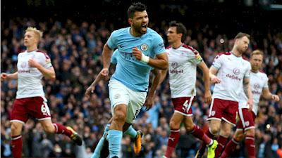 Manchester City vs. Burnley live stream info
