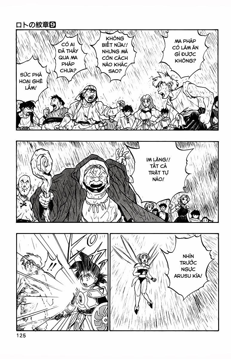 Dragon Quest: Emblem of Roto chap 32 trang 27