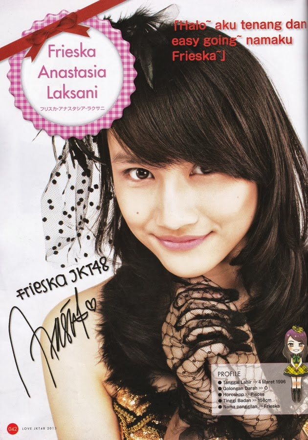 Wendy Synyster: Official Guide Book Love JKT48 Vol 2