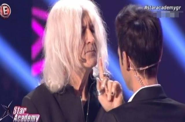 STAR ACADEMY: «Επικός» on air καβγάς Καρβέλα – Φουρθιώτη
