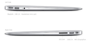 Desain MacBook Air