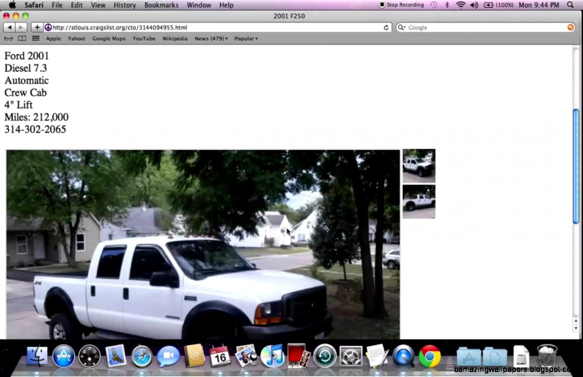 Craigslist Cars And Trucks For Sale By Owner