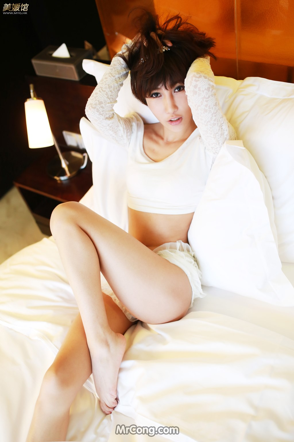MyGirl No.043: Model Zhang Zi Yuan (张梓瑗) (35P)