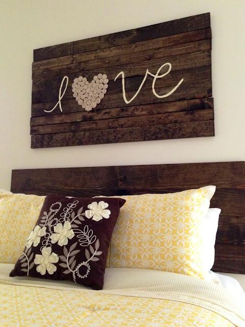 C mo hacer cabeceros de madera decoraci n del hogar - Cabeceros de cama en madera ...