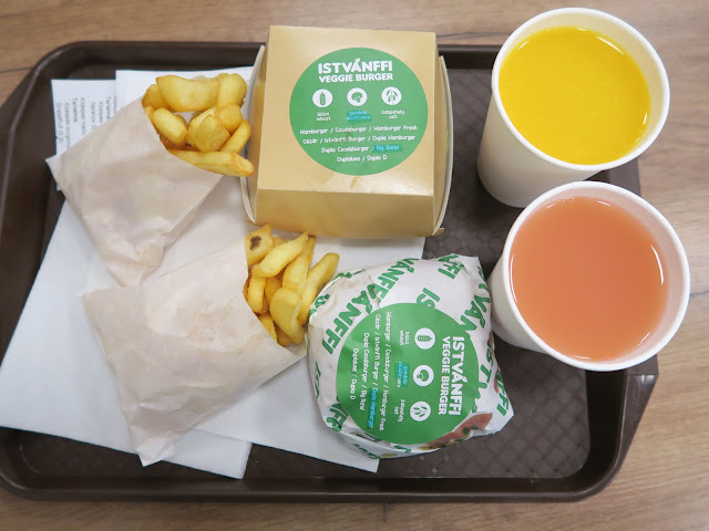 vegan junk food budapest