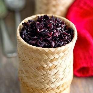 Manfaat beras hitam untuk diet dan kesehatan