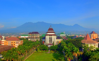 The super luxiourus Brawijaya university of ngalam