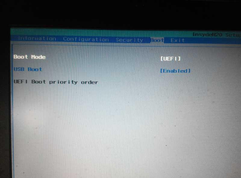 Cara masuk BIOS Windows 8, 8 1, 10 Laptop Lenovo Ideapad