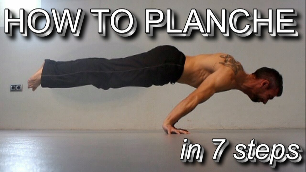 Advanced Frog Stand twins market: how to do planche